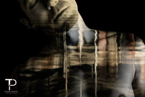 Surimpression - Nu - Homme - Reflets - Nude - Male - Reflection